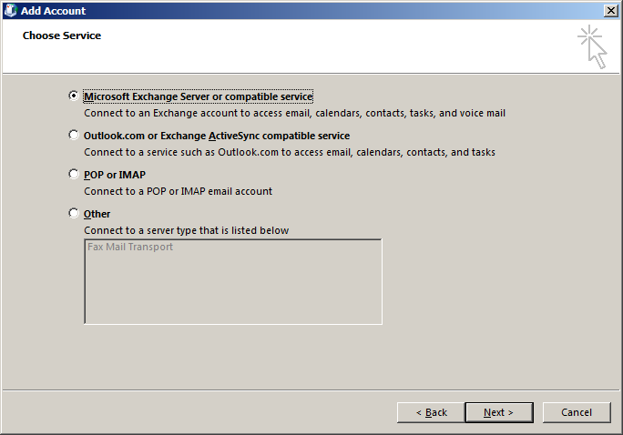 how to put your hotmail into microsoft outlook